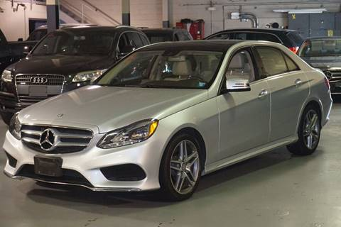 2016 Mercedes-Benz E-Class for sale in Hasbrouck Heights, NJ