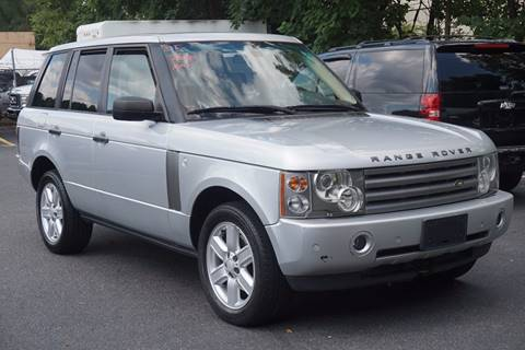 2005 Land Rover Range Rover for sale in Hasbrouck Heights, NJ