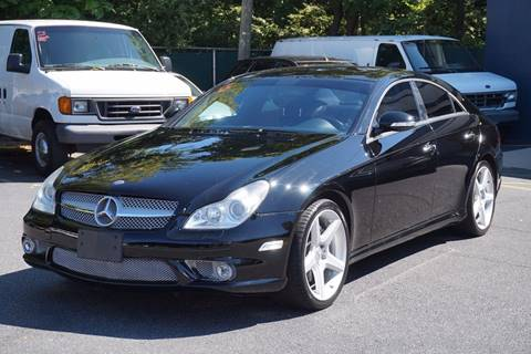 2008 Mercedes-Benz CLS for sale in Hasbrouck Heights, NJ