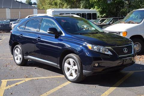 2010 Lexus RX 350 for sale in Hasbrouck Heights, NJ