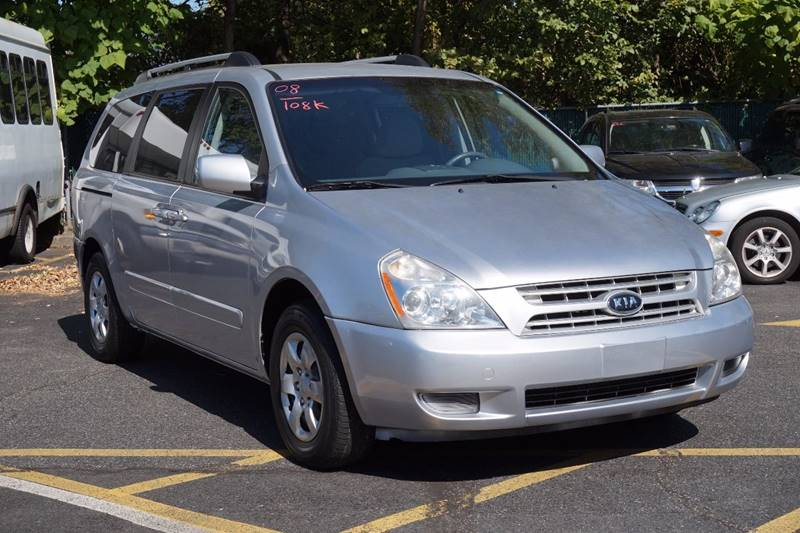 2008 Kia Sedona for sale at AW Auto & Truck Wholesalers  Inc. in Hasbrouck Heights NJ