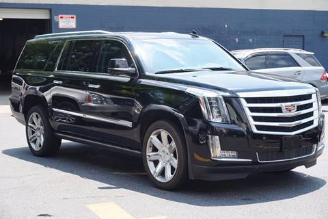 2015 Cadillac Escalade ESV for sale in Hasbrouck Heights, NJ