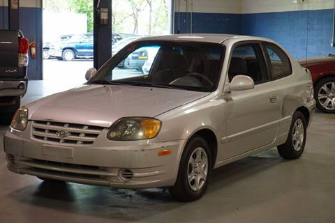 2004 Hyundai Accent for sale in Hasbrouck Heights, NJ