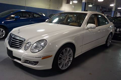 2008 Mercedes-Benz E-Class for sale in Hasbrouck Heights, NJ