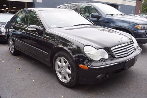 2003 Mercedes-Benz C-Class for sale in Hasbrouck Heights, NJ