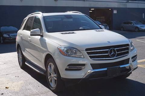 2013 Mercedes-Benz M-Class for sale in Hasbrouck Heights, NJ