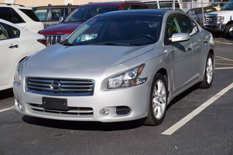 2013 Nissan Maxima for sale in Hasbrouck Heights, NJ