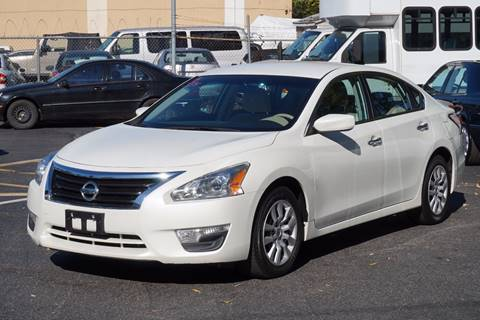 2014 Nissan Altima for sale in Hasbrouck Heights, NJ