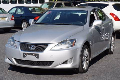 2008 Lexus IS 250 for sale in Hasbrouck Heights, NJ