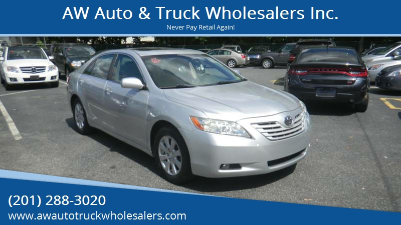 2008 Toyota Camry For Sale At AW Auto U0026 Truck Wholesalers Inc. In Hasbrouck  Heights