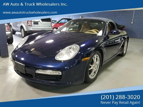 2007 Porsche Boxster for sale in Hasbrouck Heights, NJ