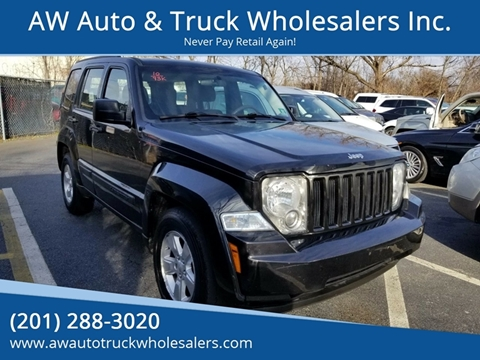 2010 Jeep Liberty for sale in Hasbrouck Heights, NJ