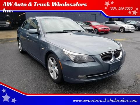 BMW 5 Series For Sale in Hasbrouck Heights, NJ - AW Auto & Truck