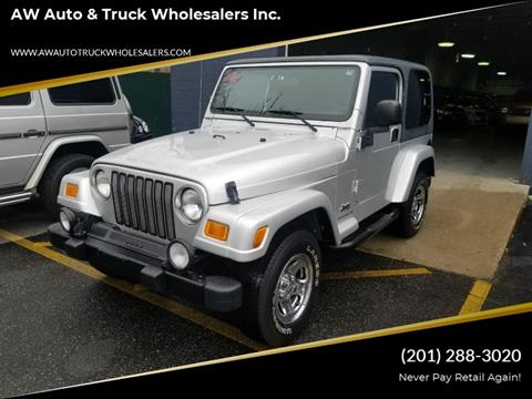 2003 Jeep Wrangler for sale in Hasbrouck Heights, NJ