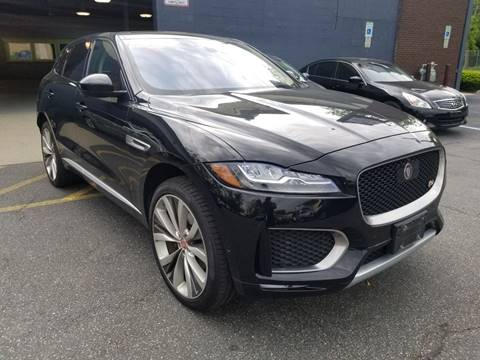 2017 Jaguar F-PACE for sale in Hasbrouck Heights, NJ