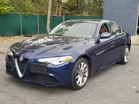 2017 Alfa Romeo Giulia for sale in Hasbrouck Heights, NJ