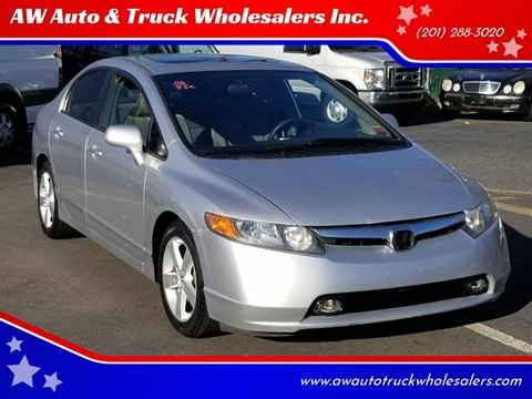 2006 Honda Civic for sale in Hasbrouck Heights, NJ