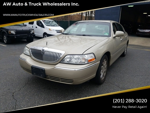 Used 2010 Lincoln Town Car For Sale In Florida Carsforsale Com