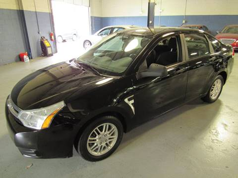 2008 Ford Focus for sale in Hasbrouck Heights, NJ