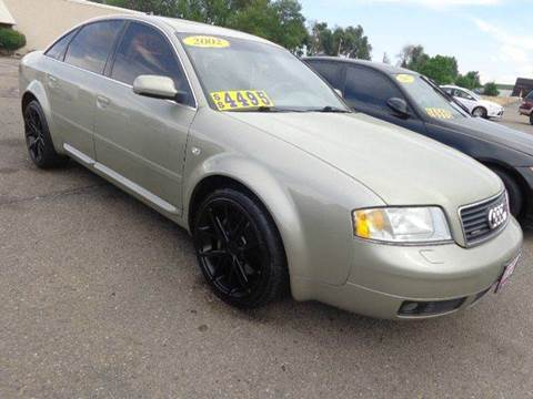 2002 Audi A6 for sale in Greeley, CO
