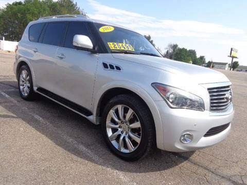 2012 Infiniti QX56 for sale in Greeley, CO