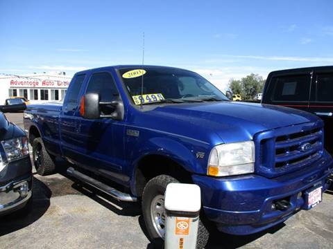 2003 Ford F-250 Super Duty for sale in Greeley, CO