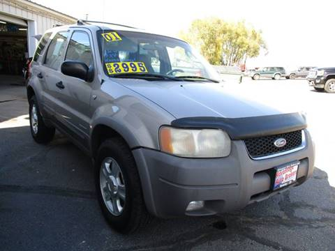 2001 Ford Escape for sale in Greeley, CO