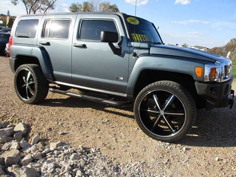 2007 HUMMER H3 for sale in Greeley, CO