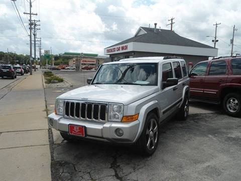 2006 Jeep Commander for sale at G T Motorsports in Racine WI