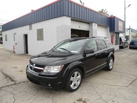 2010 Dodge Journey for sale at G T Motorsports in Racine WI