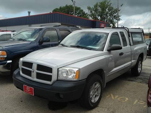 2006 Dodge Dakota for sale at G T Motorsports in Racine WI
