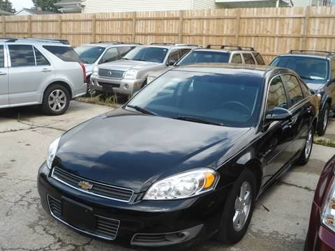 2011 Chevrolet Impala for sale at G T Motorsports in Racine WI