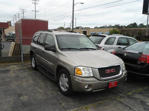 2002 GMC Envoy for sale at G T Motorsports in Racine WI