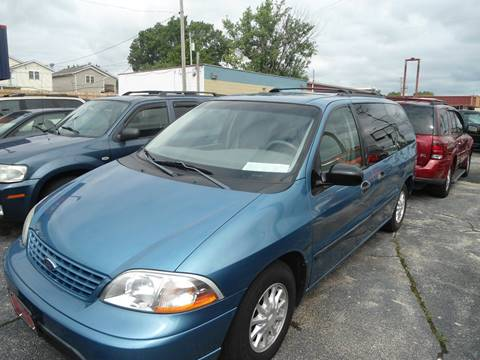 2003 Ford Windstar for sale at G T Motorsports in Racine WI