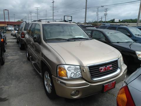 2004 GMC Envoy for sale at G T Motorsports in Racine WI