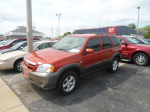 2006 Mazda Tribute for sale at G T Motorsports in Racine WI