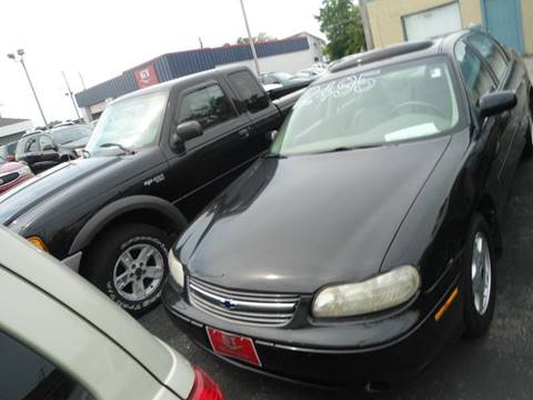2001 Chevrolet Malibu for sale at G T Motorsports in Racine WI