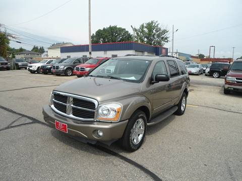 2005 Dodge Durango for sale at G T Motorsports in Racine WI