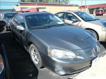 2004 Pontiac Grand Prix for sale at G T Motorsports in Racine WI