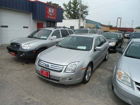 2009 Ford Fusion for sale at G T Motorsports in Racine WI