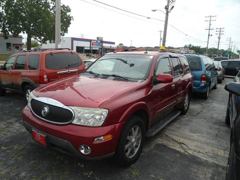 2004 Buick Rainier for sale at G T Motorsports in Racine WI