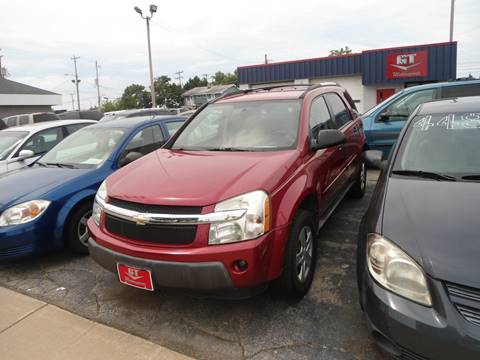 2005 Chevrolet Equinox for sale at G T Motorsports in Racine WI