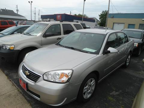 2007 Chevrolet Malibu for sale at G T Motorsports in Racine WI