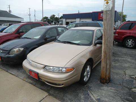 2002 Oldsmobile Alero for sale at G T Motorsports in Racine WI
