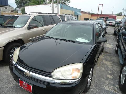 2004 Chevrolet Malibu Maxx for sale at G T Motorsports in Racine WI