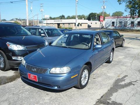 1997 Chevrolet Malibu for sale at G T Motorsports in Racine WI