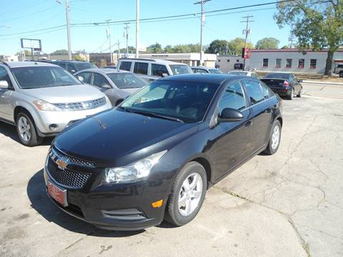 2011 Chevrolet Cruze for sale at G T Motorsports in Racine WI