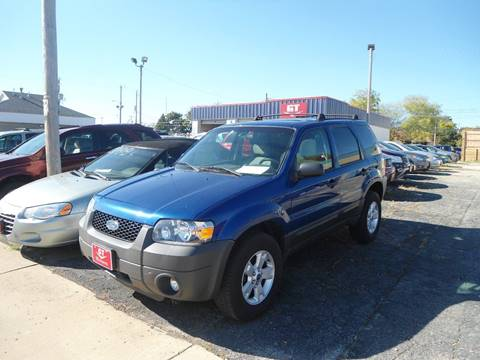 2007 Ford Escape for sale at G T Motorsports in Racine WI