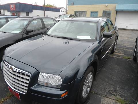 2008 Chrysler 300 for sale at G T Motorsports in Racine WI