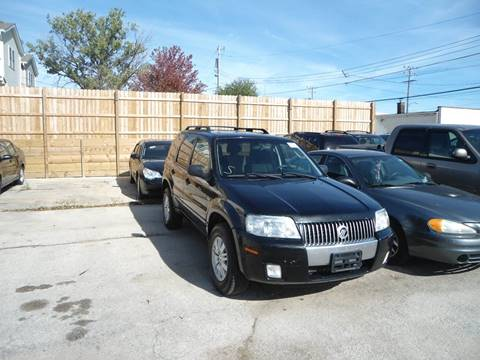 2006 Mercury Mariner for sale at G T Motorsports in Racine WI